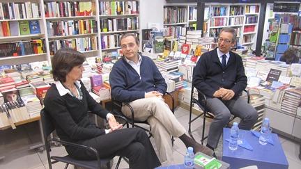 """Presentación """"El éxito afectivo"""" Girona"""