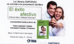 Presentación en Girona