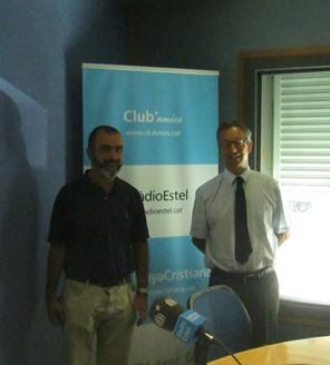 Entrevista Radio Estel