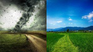 cambio climático o ambiente